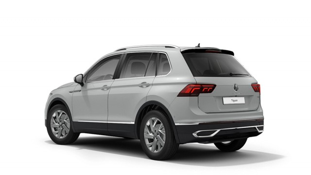 Изображение 2: Volkswagen Tiguan 2021 Elegance 2.0 TSI 4MOTION
