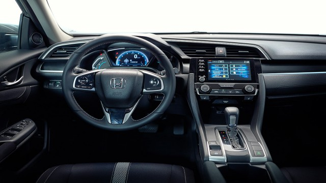 Изображение 2: Honda Civic 4D 2021 Elegance