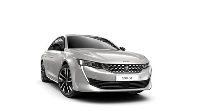 Изображение 5: Peugeot 508 2020 GT-Line 2.0 HDi A8
