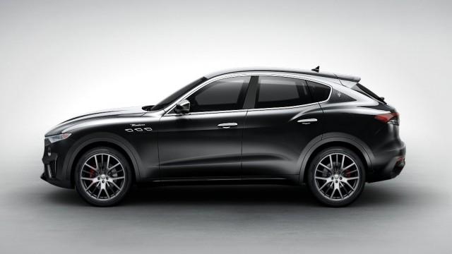 Изображение 3: Maserati Levante 2021 GranLusso