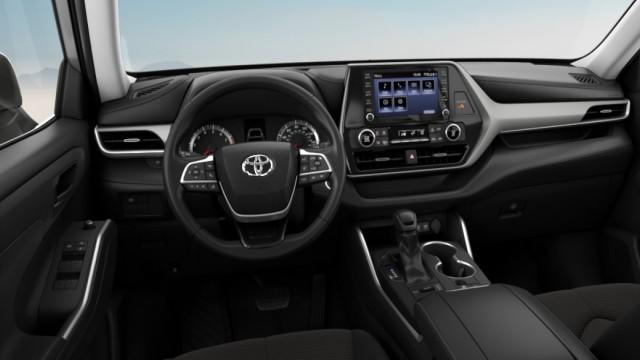 Изображение 2: Toyota Highlander 2021 Premium