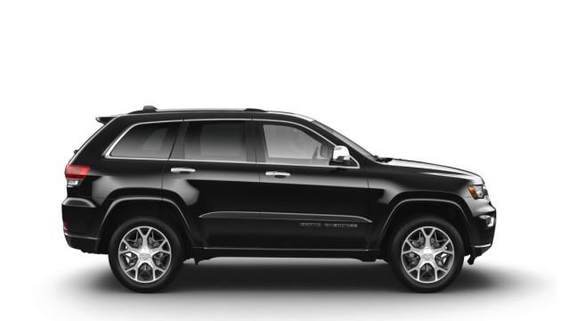 Изображение 3: Jeep Grand Cherokee 2021 AWD Overland