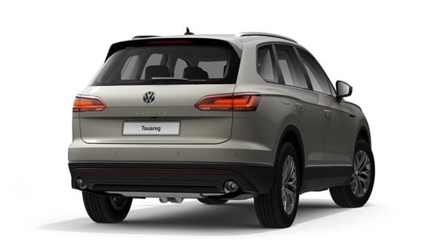Изображение 3: Volkswagen Touareg 2020 3.0 V6 TFSI Silver