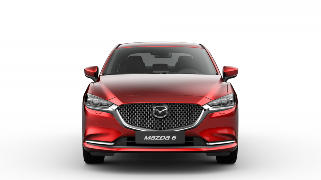 Изображение 4: Mazda Mazda6 2020 Touring