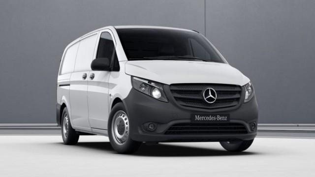 Изображение 1: Mercedes Vito 2020 109 CDI довгий