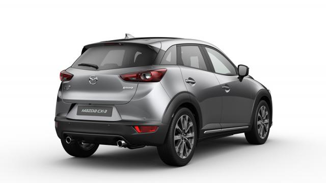 Изображение 3: Mazda CX-3 2020 Touring