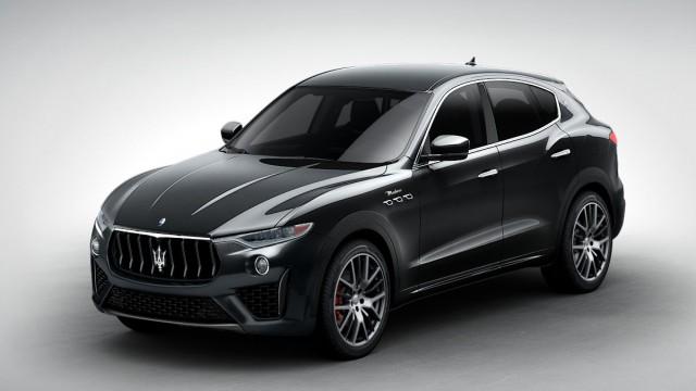 Изображение 1: Maserati Levante 2021 GranLusso