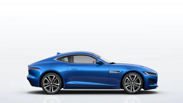 Изображение 2: Jaguar F-Type Coupe 2020 Приклад
