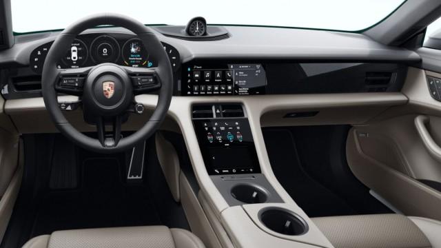 Изображение 2: Porsche Taycan Turbo 2020