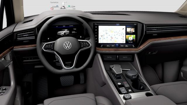 Изображение 2: Volkswagen Touareg 2021 Ambience 3.0 V6 TDI Gold