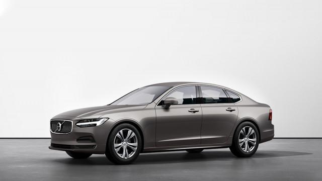Изображение 1: Volvo S90 2021 Inscription D5 AWD