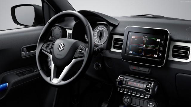 Изображение 2: Suzuki Ignis 2020 Hybrid GLX