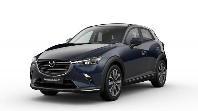 Изображение 1: Mazda CX-3 2020 STYLE+
