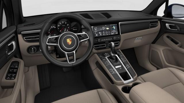 Изображение 2: Porsche Macan 2021 GT Sports