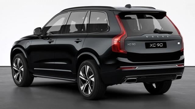 Изображение 3: Volvo XC90 2021 R-Design Expression