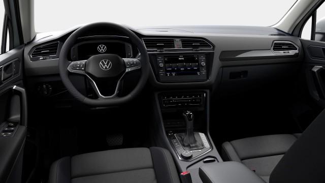 Изображение 3: Volkswagen Tiguan 2021 Elegance 2.0 TSI 4MOTION