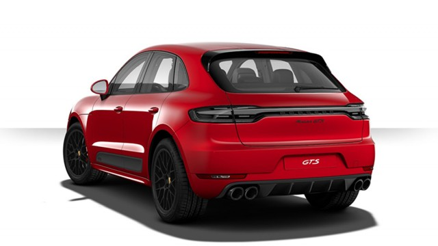 Изображение 2: Porsche Macan GTS 2020