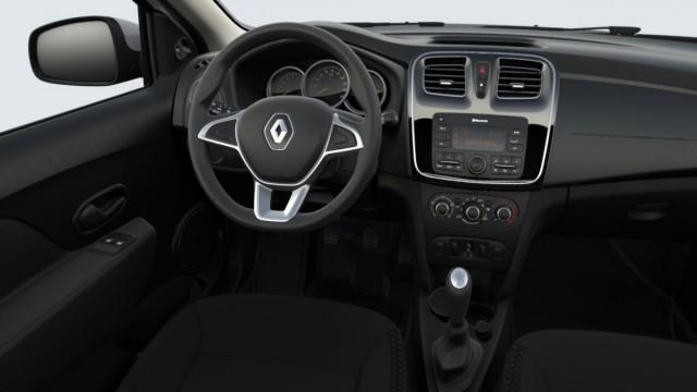 Изображение 2: Renault Logan 2021 LIFE+