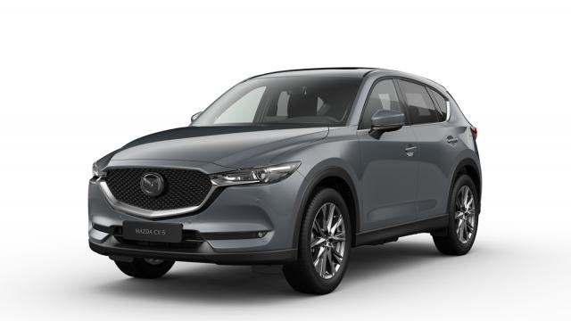 Изображение 1: Mazda CX-5 2020 TOP