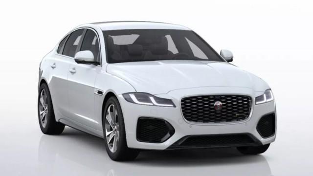 Изображение 1: Jaguar XF 2021 Portfolio
