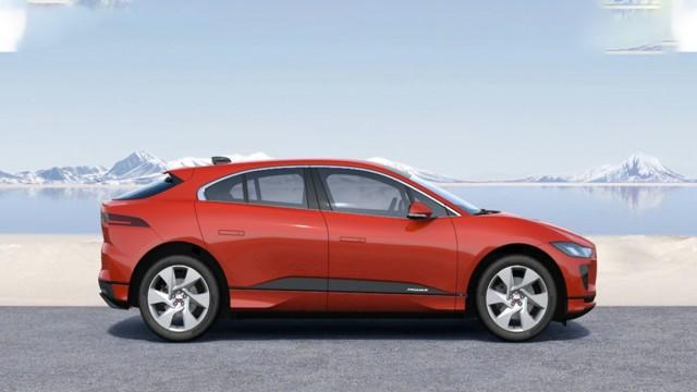 Изображение 3: Jaguar I-Pace 2020 HSE