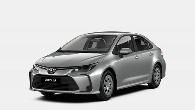Изображение 1: Toyota Corolla 2020 Style