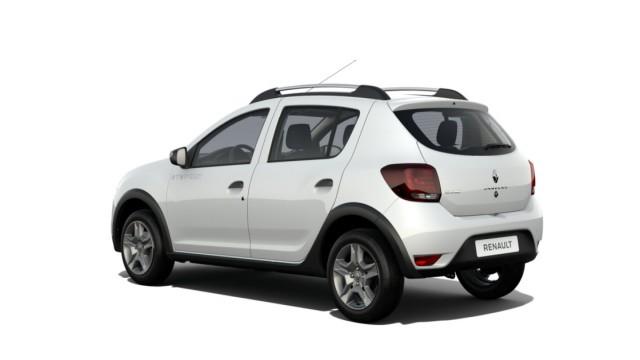 Изображение 3: Renault Sandero Stepway 2021 Life+