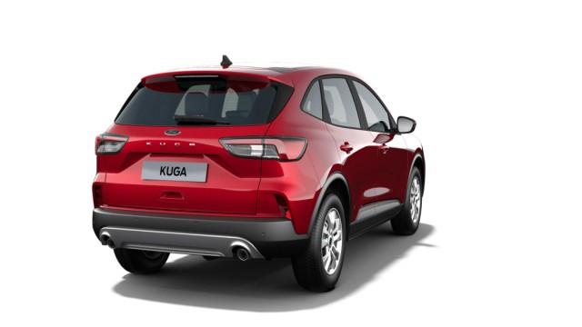 Изображение 3: Ford Kuga 2020 New LUX Pack