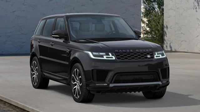Изображение 1: Land Rover Range Rover Sport 2020 SE