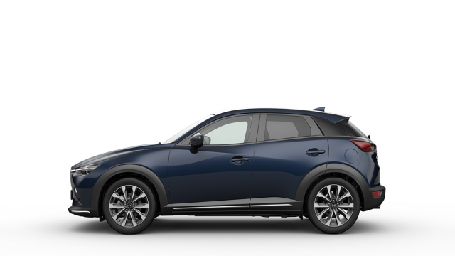 Изображение 4: Mazda CX-3 2020 STYLE+