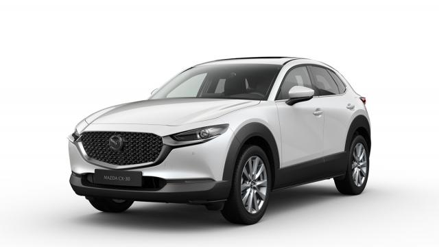Изображение 1: Mazda CX-30 2020 100th Anniversary