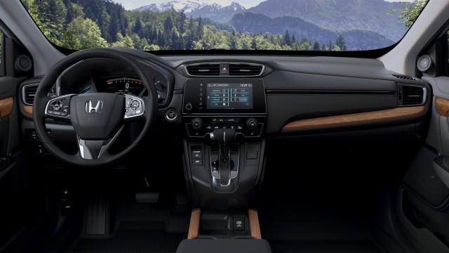 Изображение 2: Honda CR-V Turbo 2020 Executive
