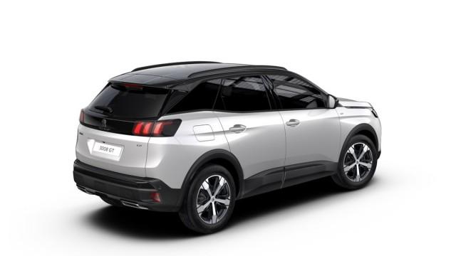 Изображение 2: Peugeot 3008 2020 GT Pack