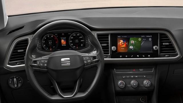 Изображение 2: SEAT Ateca 2020 Style 1.5TSI 110kW DSG