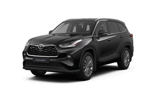 Изображение 1: Toyota Highlander 2020 Highlander Premium