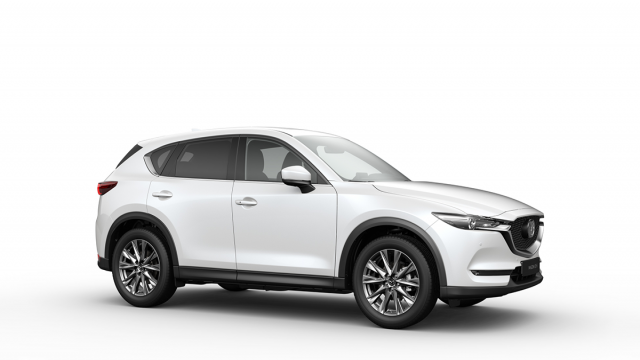 Изображение 5: Mazda CX-5 2020 100th Anniversary NR
