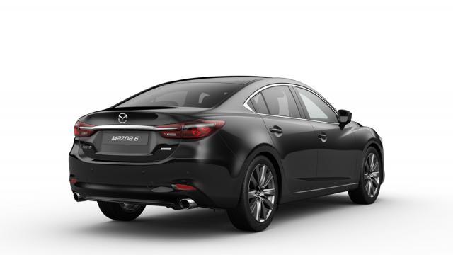 Изображение 3: Mazda Mazda6 2020 ТОР