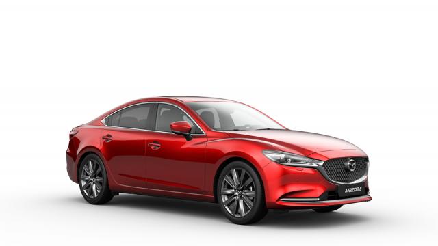 Изображение 5: Mazda Mazda6 2020 Touring