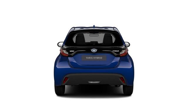 Изображение 3: Toyota Yaris 2021 Active