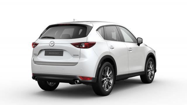 Изображение 3: Mazda CX-5 2020 100th Anniversary NR