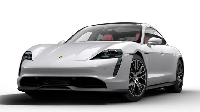 Изображение 1: Porsche Taycan 4 S 2020
