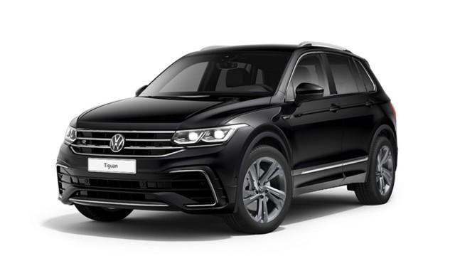 Изображение 1: Volkswagen Tiguan 2021 R-Line 2.0 TDI 4MOTION