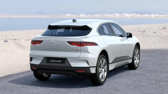 Изображение 4: Jaguar I-Pace 2020 S