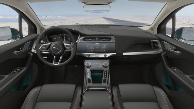 Изображение 2: Jaguar I-Pace 2020 SE