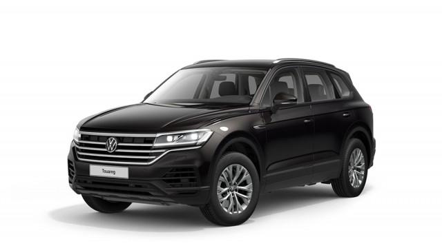 Изображение 1: Volkswagen Touareg 2020 Silver
