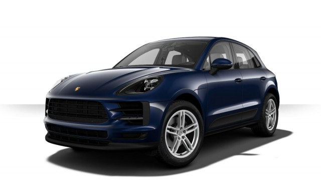 Изображение 1: Porsche Macan 2021 GT Sports