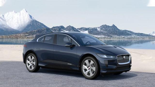Изображение 1: Jaguar I-Pace 2020 SE