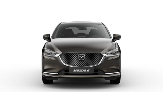 Изображение 5: Mazda Mazda6 2020 2.5L AT Touring+