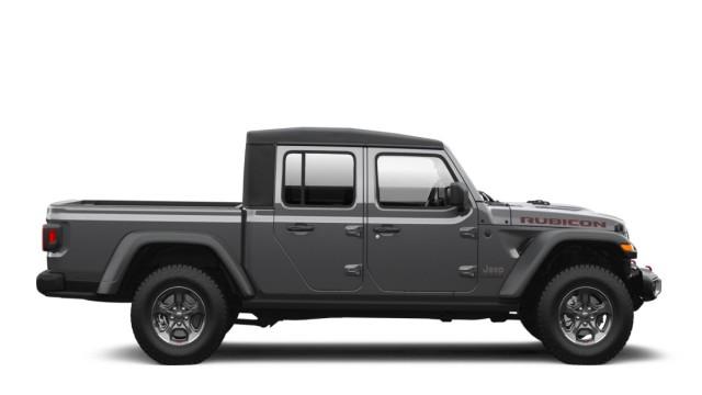 Изображение 3: Jeep Gladiator Rubicon 2021