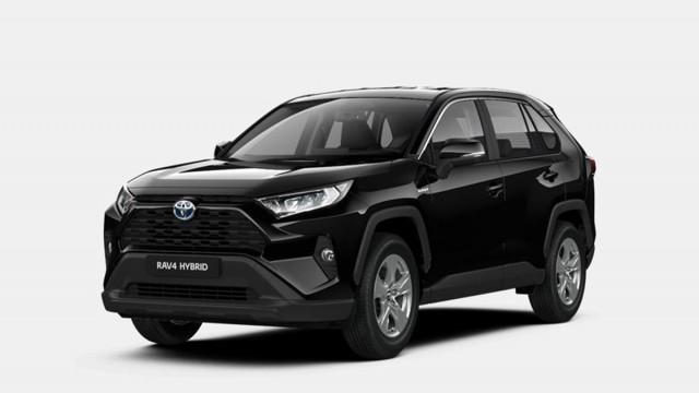 Изображение 1: Toyota RAV4 2020 Hybrid Black Edition